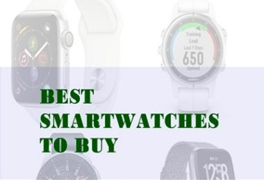 top best smartwatches to buy in 2018