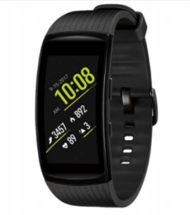 samsung gear fit2 pro specifications
