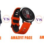 Amazfit Verge vs Pace vs Stratos - What's the Difference?