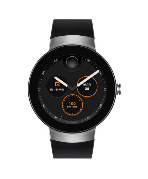 movado connect vs apple watch 4 vs michael kors access