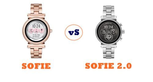 michael kors access sofie vs sofie 2.0