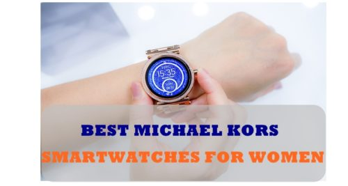 best michael kors smartwatches for women
