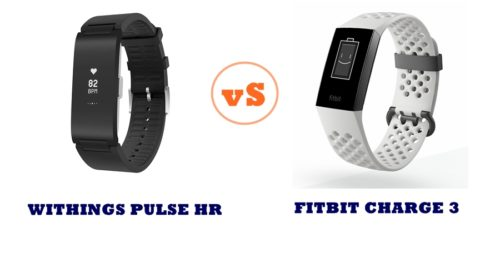 withings pulse hr vs fitbit charge 3