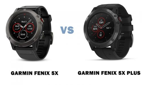 garmin fenix 5s vs 5s plus