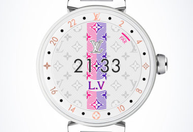 Louis Vuitton Tambour horizon 2nd gen specs- snapdragon 3100 smartwatches