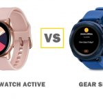 Samsung Galaxy Watch Active vs Gear Sport - What's the Difference?