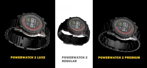 powerwatch 2 vs powerwatch 2 premium vs powerwatch 2 luxe