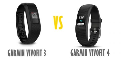 garmin vivofit 3 vs 4