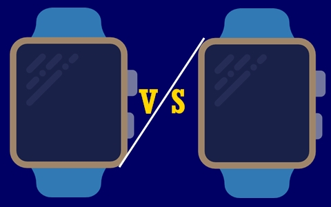 Samsung Galaxy Watch Active 2 vs Fitbit Sense compared
