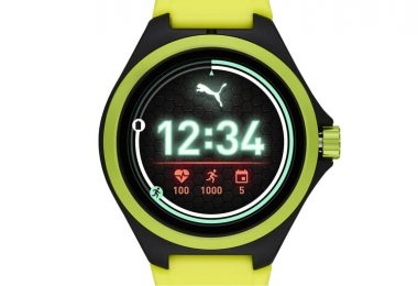 puma smartwatch full specs