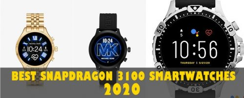 Best Snapdragon 3100 Smartwatches
