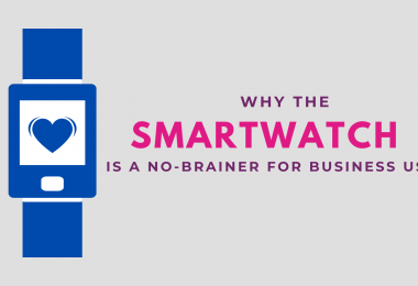 the importance of a smartwatch in the business world