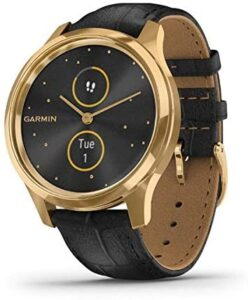 Garmin Vivomove luxe full specs