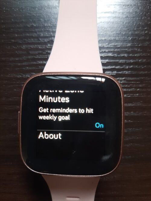 How to Turn Off Fitbit Versa 2
