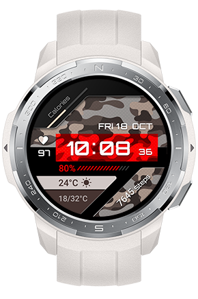 Honor Watch GS Pro Full Specifications
