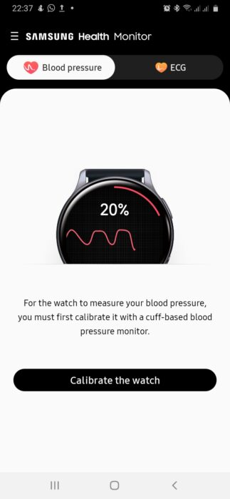 How to Install ECG and Blood Pressure Monitor on Active 2