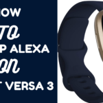 How to Setup Alexa Voice Assistant on Fitbit Versa 3