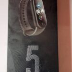 how to setup the Mi Band 5 to work with a compatible phone