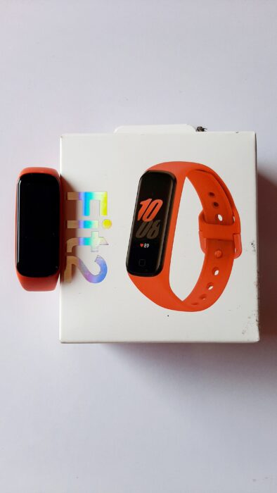 how to setup Samsung Galaxy Fit 2