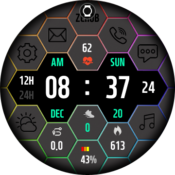 best free watch face for Galaxy Watch 3