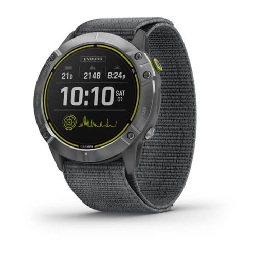 Garmin Enduro - features and specifications