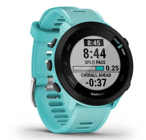 Garmin Forerunner 55 full specifications, features, pros and cons