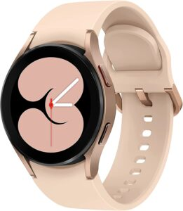 Samsung galaxy watch 4 (40mm) full specifications, features and prices