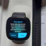 How to Turn On and Off Fitbit Versa 3 and Sense